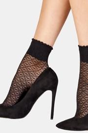 Dámské punčochové ponožky Diamond