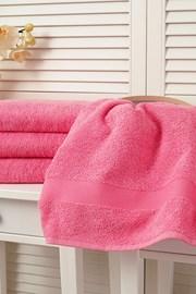 Ručník Adria světle růžový