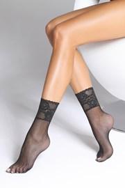 Dámské ponožky Akemi 20 DEN