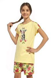 Dívčí bavlněné pyžamo Aloha