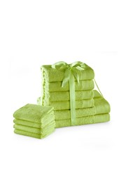 Sada ručníků Amari Family limetková