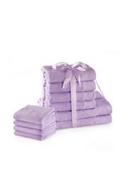 Sada ručníků Amari Family lila