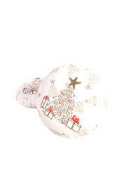 Dekorační polštářek s výplní Christmas