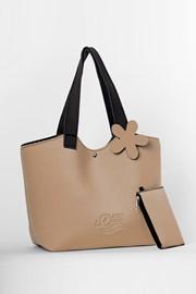 Plážová taška Lady Etna béžová