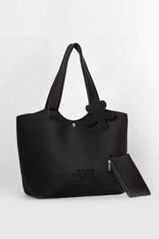 Plážová taška Lady Etna černá