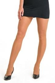 Punčochové kalhoty Bellinda MATT 15 DEN amber