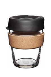 Cestovní hrnek Keepcup černý s korkem 340 ml