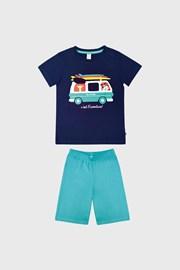 Chlapecké pyžamo Bus