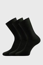 3 PACK bambusových ponožek Badon