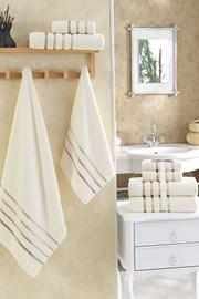 Sada ručníků Bale krémová