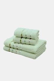 Sada ručníků Bale světle zelená