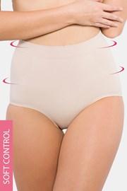 Stahovací bezešvé kalhotky - lepené lemy