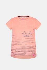 Dívčí tričko LOAP Batya