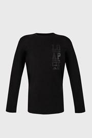 Černé tričko LOAP Aleki