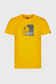 Žluté tričko LOAP Alien