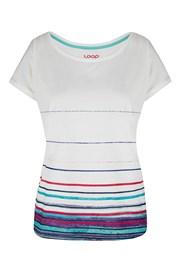 Dámské bílé tričko LOAP Alby