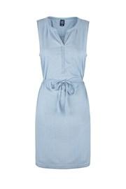 Dámské modré sportovní šaty LOAP Nermin