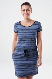Dámské modré šaty LOAP Benita