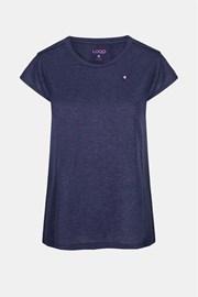 Dámské modré tričko LOAP Bradla