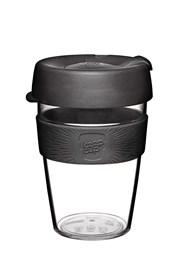 Cana Keepcup din plastic 340 ml, negru