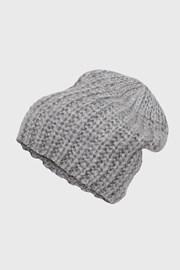 Zimní čepice LOAP Zoko šedá
