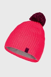 Χειμερινός σκούφος LOAP Zalo ροζ