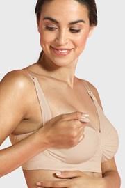 Loren bélelt szoptatós melltartó, Carri-Gel merevítőkkel