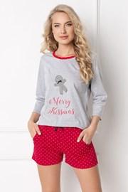 Dámské pyžamo Cookie krátké