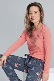 Bird női pizsama póló