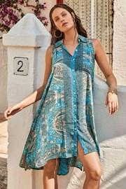 Plážové šaty Azure