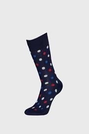 Ponožky Happy Socks Dot modré