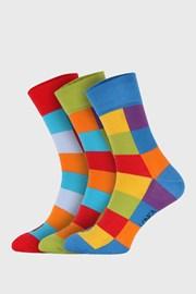3 PACK ponožek Decube Mix A