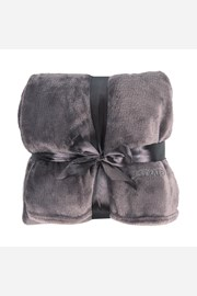 Luxusní deka Astratex šedá