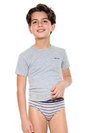 Komplet chlapeckých slipů a trička