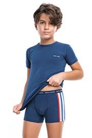 Komplet chlapeckých boxerek a trička II