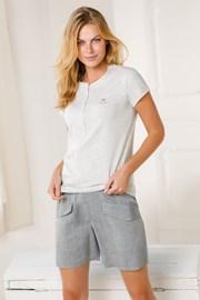 Dámský domácí komplet Pantalone šedý