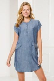 Dámské volnočasové šaty Navetta modré