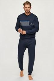 Tmavě modré pyžamo Adam