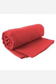 Sada rychleschnoucích ručníků Ekea červená
