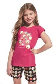 Dívčí pyžamo Emoticon