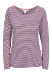Dámské fialové tričko Caribou