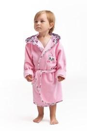 Dětský župan Kitten růžový