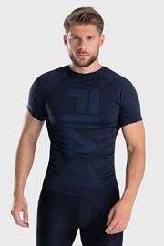 Tmavě modré funkční tričko FILA Dryarn Tech
