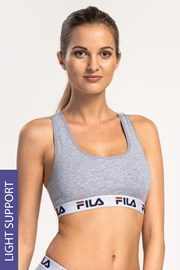 Спортен сутиен FILA Underwear Grey
