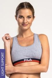 Dámská podprsenka FILA Underwear Grey