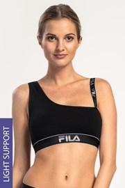 Спортен сутиен FILA Underwear черен
