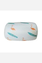 Polštářek Surf flamingo