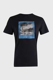Tmavě modré tričko Sea