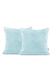 SET 2 povlaků na polštářek Henry modrá