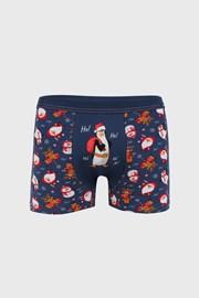 Vánoční boxerky Ho Ho